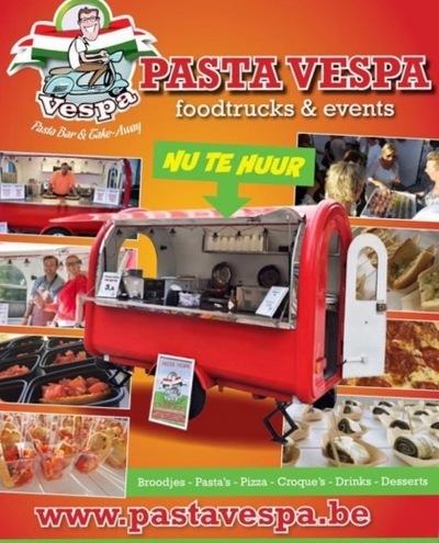 Pasta Vespa,  pizza's & pasta's