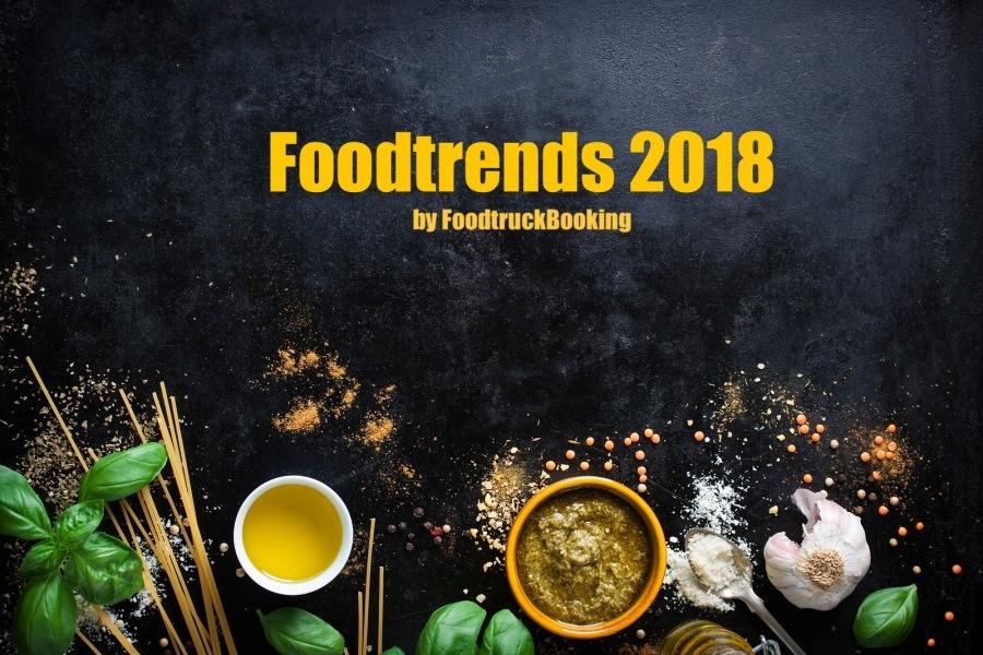 Deze foodtrends gaan 2018 domineren